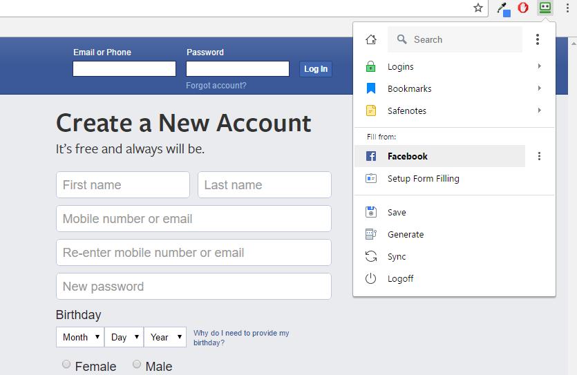 How to add a password to RoboForm – RoboForm